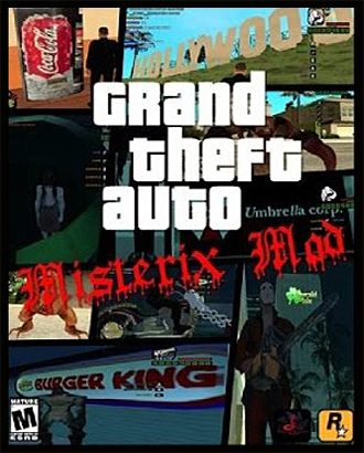 GTA SAN ANDREAS MISTERIX MOD PC