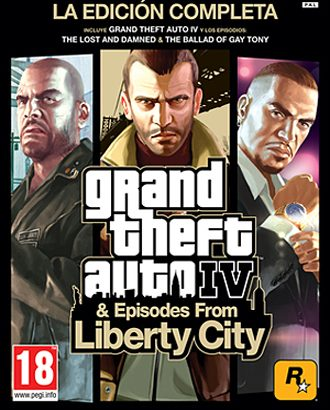 GTA 4 – GRAND THEFT AUTO IV PC