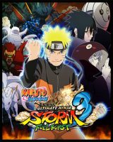 Naruto Ultimate Ninja Storm 3 Full Burst PC