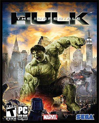 The Incledible Hulk PC