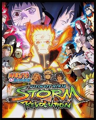 Naruto Ultimate Ninja Storm Revolution PC
